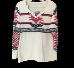 Woolrich Aztec Sweater